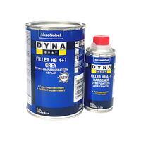 Dynacoat Грунт НВ 4+1 серый (комп.1л)