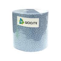 Полипропиленовые салфетки для очистки и обезжиривания 25 мм. * 34 мм. рулон 500 шт. Китай