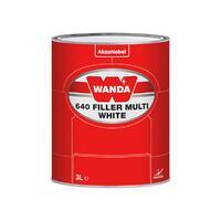 Wanda Универсальный грунт-выравниватель 640 Filler Multi серый 1л.