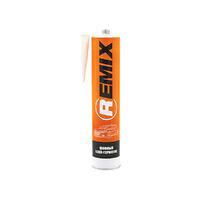 REMIX Герметик полиуретановый шовный 310 мл серый