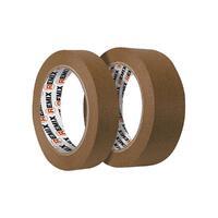 REMIX Маскировочная лента коричневая 36 мм х 40 м 80 С