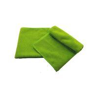 REMIX Салфетка полировальная из микрофибры 32 х 36см (зеленая)