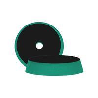 Круг полировальный полутвердый 150мм зеленый под RUPES