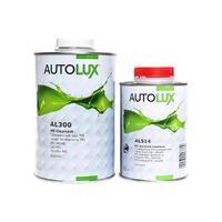 300/S1 AUTOLUX Прозрачный лак MS 1 л. + 0,5 л.