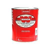 Wanda Универсальный грунт-выравниватель 640 Filler Multi белый 3л.