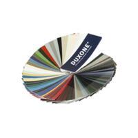 Duxone Цветовой веер 2K ACRYLIC TOPCOAT