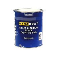 Dynacoat Грунт HS PRO Filler 6100 DUO Черный 3л (мокрый по мокрому, на катафарез)