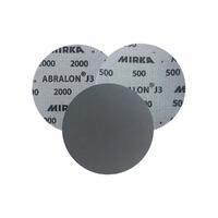 Mirka Шлифовальные диски ABRALON J3 150мм р3000