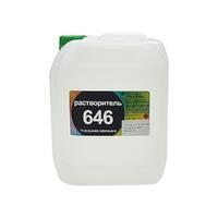 """Растворитель """"Нефтехимик"""" 646 (5л. пл. бут.)"""