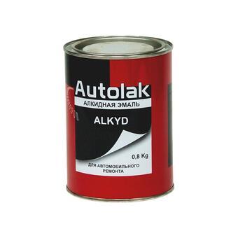 Автоэмаль Автолак Желтая 1035 алкид
