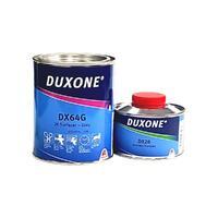 Duxone 2К Грунт-наполнитель DX64 1л + DX20 0.25л серый