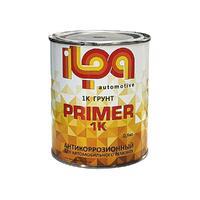 ILPA алкидный Грунт 1К антикоррозийный черный 0,9 кг