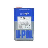 U-POL S2080 HS Лак Super Clear 2:1 1л.