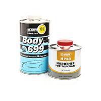 Body PRO Лак 699 SR 2:1 1л.+ 753 0,5л. (заводская шагрень)