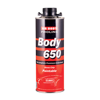 Body PRO Антикор 650 черный 1кг.