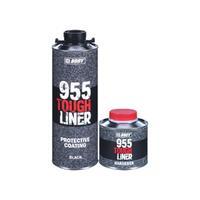 Body PRO Сверхпрочное защитное покрытие TOUGH LINER 955 черное 0,6л.+ 955 0,2л.