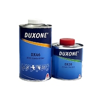 Duxone Комплект лака DX46 1л + DX20 0,5л